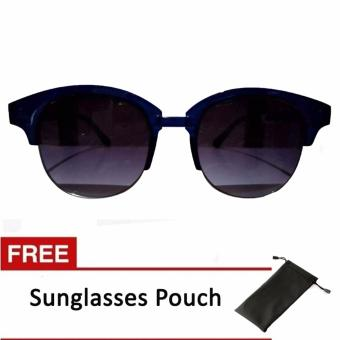Vintage Cat Eye Sunglasses for Women with Free Sunglasses Pouch