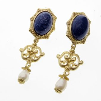 Vintage European and American exaggerated hot selling earrings
