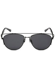 Vintage Polarized UV400 Sunglasses (Black)