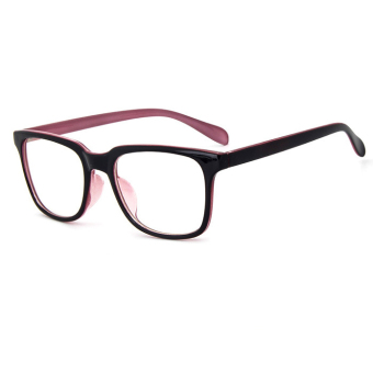 VintaUnisex Eyeglass Frame Glasses Retro Spectacles Clear LensEyewear - intl