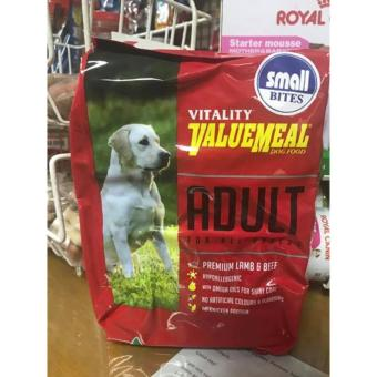Vitality Valuemeal Adult Dog Food 1kg