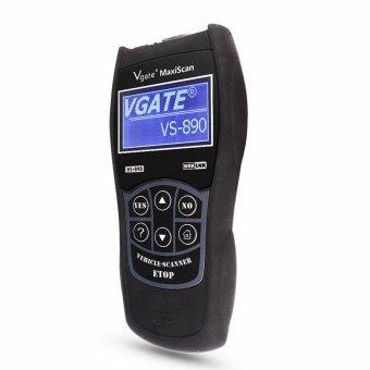 VS890 OBD2 Car Fault Code Scanner Data Diagnostic Engine Check Multi-language - intl - 3