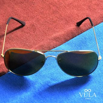 Vula 3026 Alex Aviator Unisex Sunglasses Shades(Multicolor) - 3