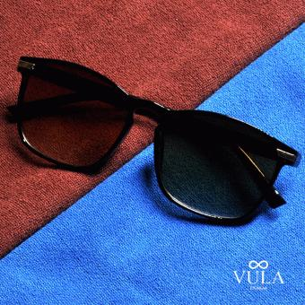 Vula Casual Womens Sunglasses Shades Eyeglasses 107-19 (Brown) Price Philippines