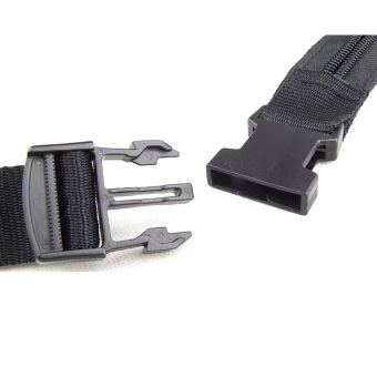 Waist Money Belt Wallet (Black) - picture 2