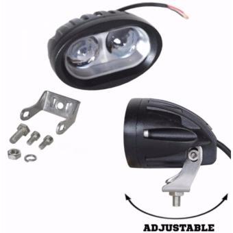 Wall E V3 4D 20W Motorcycle Led Fog Driving work Light(White) - 4