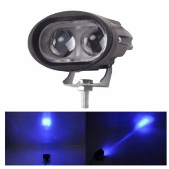 Wall E V3 4D 20W Motorcycle Led Fog Driving work Light(White)