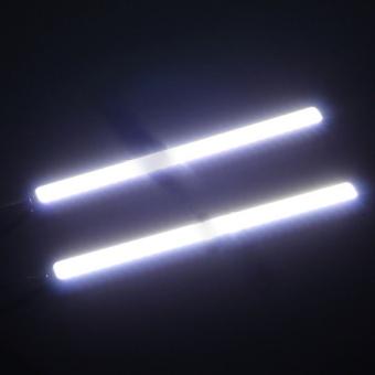 Waterproof Car Auto Decorative Flexible Strip HighPower 12V 17cm Car Daytime Running Light Car Strip Light