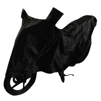 Waterproof Motorcycle Cover (L-Black) Price Philippines