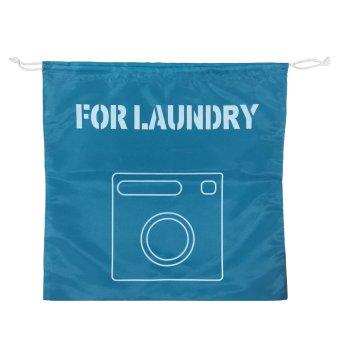 Waterproof Travel Laundry Bag (Teal)