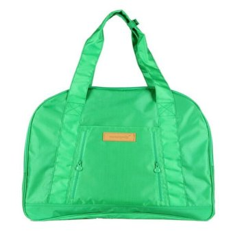 Waterproof Travel shoulder bag-green