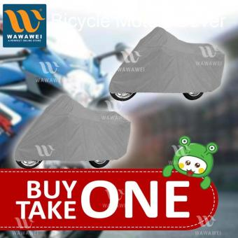Wawawei Motorcycle Cover Small (Gray) BUY 1 TAKE 1