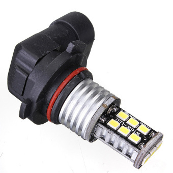 White 9006 HB4 9012 High Power 15W LED Car Fog Driving DRL Headlight Bulbs