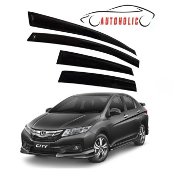 Window Visor for Honda City 2014 to 2017
