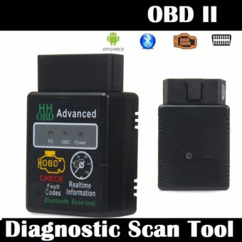Wireless Bluetooth 2.1 OBD2 OBDII Diagnostic Scanner Tool Adapter - intl