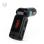 Wireless Bluetooth Car Charger FM Transmitter LED Display Modulator Car Kit MP3 Player USB (Black)