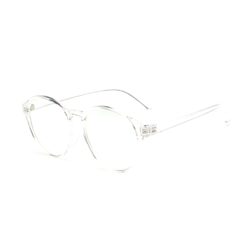 Woman Fatigue Radiation-resistant Goggles Eyeglasses Glasses Frame