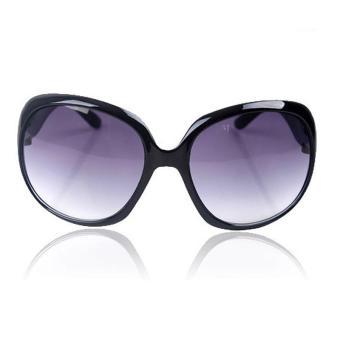 Women Girls Handsome Sun Glasses Big Lens Sunglasses - intl - 4