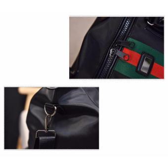 Women Travel Bags Solid Waterproof Oxford Handbag Weekender Bags - 5