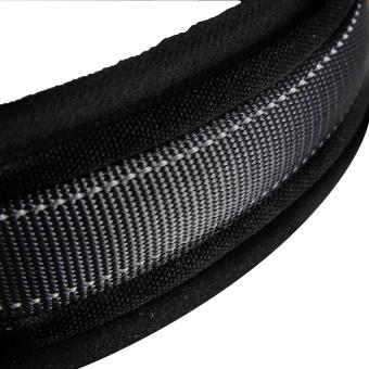 XCSource Adjustable Soft Padded Pet Control Harness SafetyStrapNylon Vest For Big Dog Cat Black XS PS015 - 3