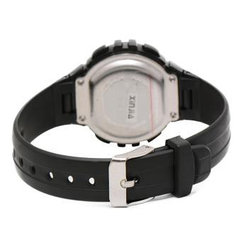 Xinjia Kid's Digital Pastel Waterproof Sport Watch Plastic Strap XJ-863 with FREE Alkaline Battery - 3