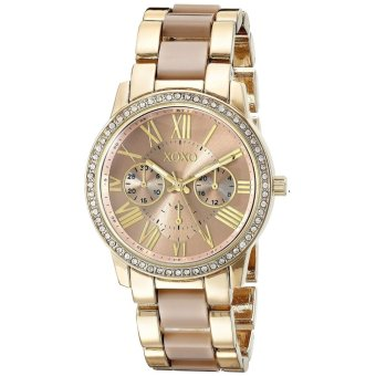 XOXO Women's Yellow And Rose Gold-Tone Watch XO5873
