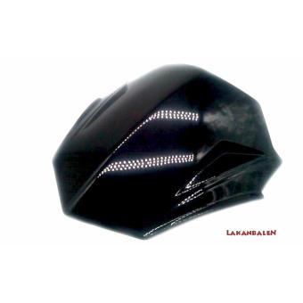Yamaha Mio Visor Shield (Black)