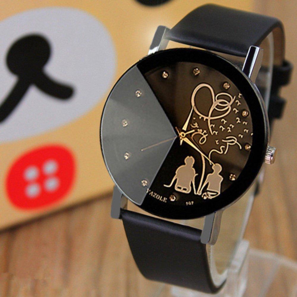 ... YAZOLE Lovers Quartz Watch Women Men Brand Famous Wrist WatchFemale Male Clock Ladies Watches for Woman ...