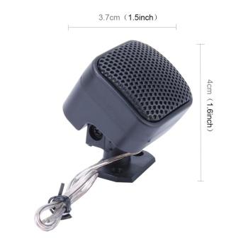 YH-004A 2 PCS 5KHZ-20KHZ Mini Piezo Electric Tweeters For Cars -intl - 2