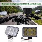 YOSOO 12V-80V Universal LED Headlight Front Light for Motorcycle 6LED - intl