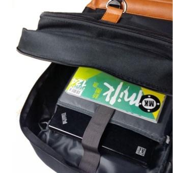 YSLMY Overwatch Luminous Backpack Women Men Rucksack Travel Gym Laptop Bag Schoolbag(Black) - intl - 4