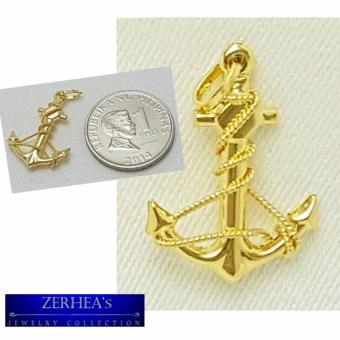 ZERHEA's Jewelry Anchor Sailor Nautical Design 18k Price Philippines