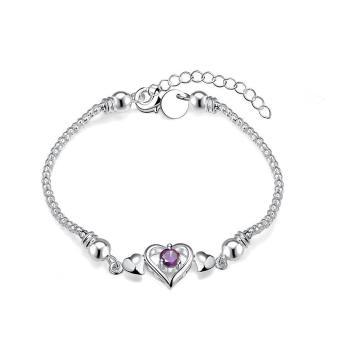 ZUNCLE Charming handmade silver bracelet(Gold)